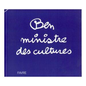 Ben Ministre des cultures, LIVRE