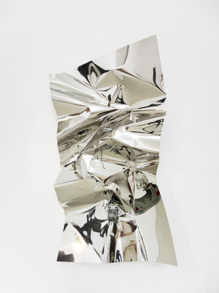 "Florian PUGNAIRE Exposition ""Mechanical Stress"" Galerie Eva Vautier 2016"