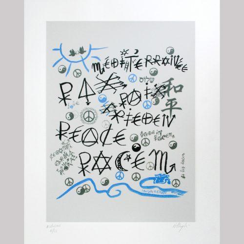 jacques-villegle-n-2291-sans-titre-2005-serigraphie-de-quatre-couleurs-sur-papier-arches-de-250gexecutee-a-partir-de-3-dessins-50-x-40-cm