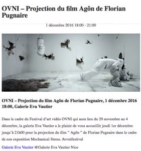 Ovni-Agôn-Unidivers